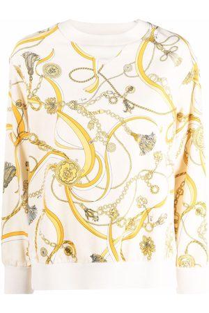 Emilio Pucci Jewel-print jumper