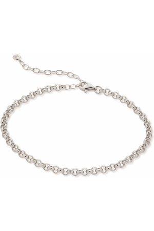 Monica Vinader Chain-link detail bracelet