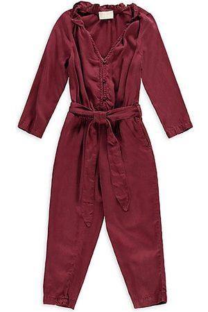 Bella Dahl Little Girl's & Girl's Ruffle Jumpsuit