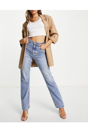 VERO MODA Straight leg jeans in light