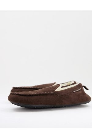 French Connection Mocasin slipper in