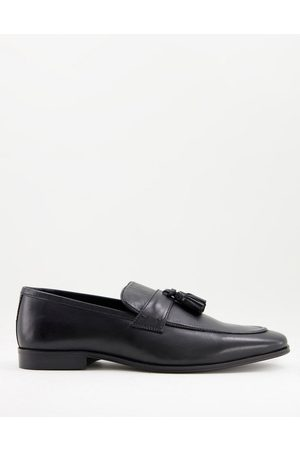 Dune Men Loafers - Sea loafers in leather