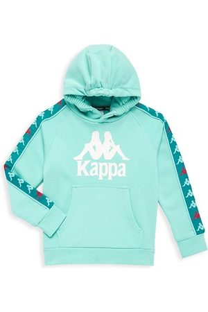 Kappa Little Kid's & Kid's 222 Banda Hurtado Logo Hoodie