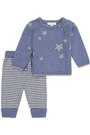 Miniclasix Baby Boy's 2-Piece Sweater & Knit Joggers Set