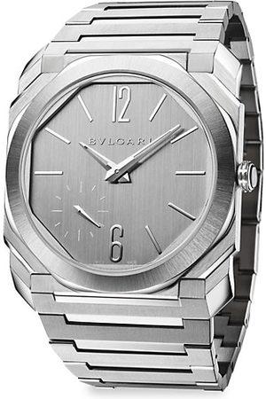 Bvlgari Octo Finissimo Stainless Steel Bracelet Watch