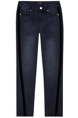 Joes Jeans Girl's Twisted Ankle Skinny Jeans