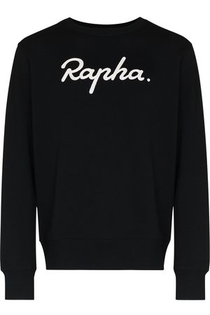 Rapha Men Sports Sweatshirts - Logo embroidered sweatshirt