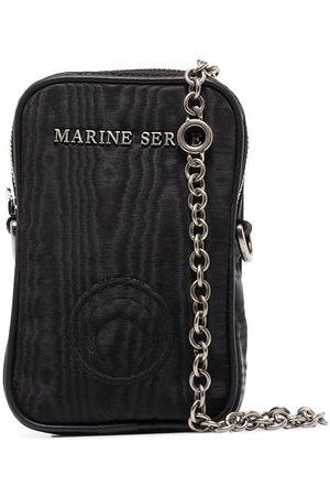 Marine Serre Women Phone Cases - One Pocket chain phone case