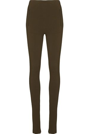 WARDROBE.NYC Women Leggings - High-waist leggings