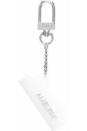 AMBUSH Men Keychains - Logo-lettering case keychain