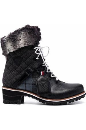 Rossignol Women Lace-up Boots - Logo lace-up boots