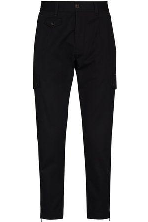 Dolce & Gabbana Men Formal Pants - Slim-fit tailored trousers