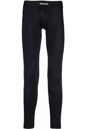 Dsquared2 Men Briefs - Logo loungewear leggings