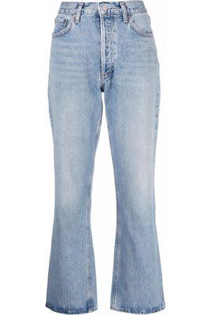 AGOLDE Women Bootcut & Flares - High-waisted bootcut jeans