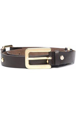 MISS GRANT Boys Belts - Buckle-fastening leather belt