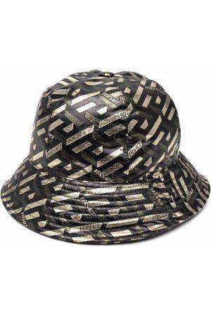 VERSACE Men Hats - Greca Signature bucket hat