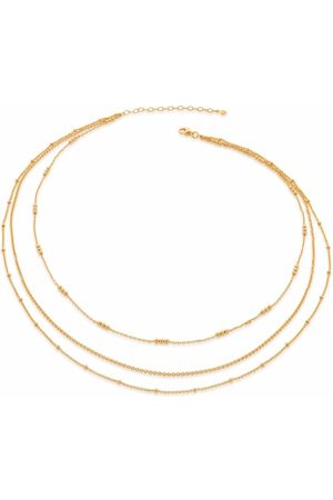 Monica Vinader Layered chain necklace