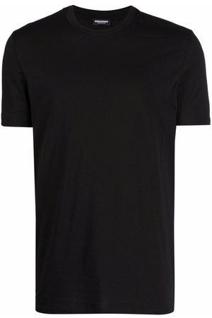 Dsquared2 Logo-print stretch-cotton T-shirt