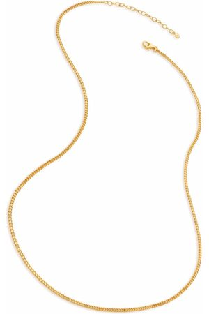 """Monica Vinader Curb chain 18-20"""" necklace"""