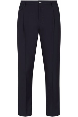 Dolce & Gabbana Cashmere tailored trousers