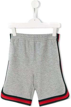 Gucci Boys Shorts - Web trim shorts