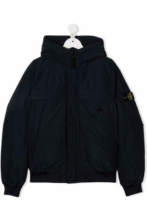 Stone Island TEEN zipped jacket