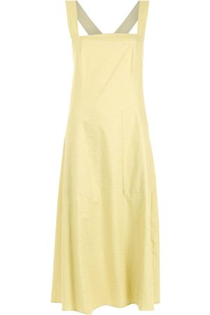 Alcaçuz Women Midi Dresses - Agua sleeveless midi dress