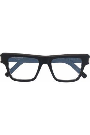Saint Laurent Square frame glasses