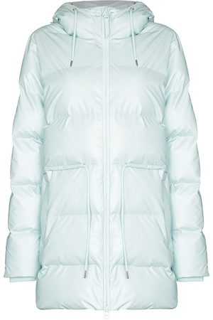 Rains Puffer W quilted jacket