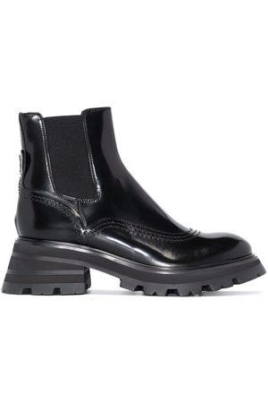 Alexander McQueen Wander Chelsea boots