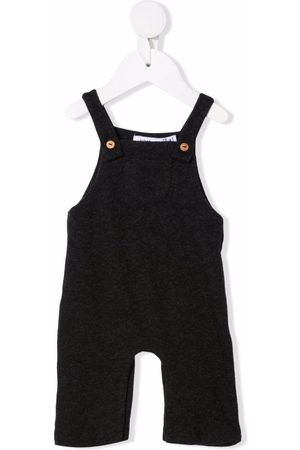 KNOT Cotton baby dungarees