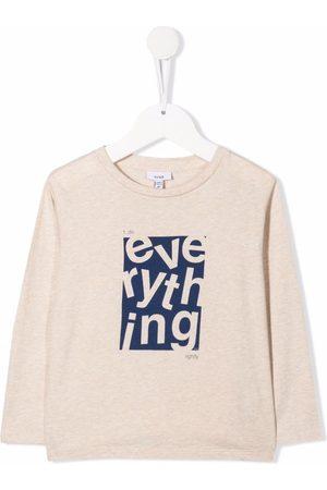 KNOT Boys Long Sleeve - Everything organic cotton T-shirt
