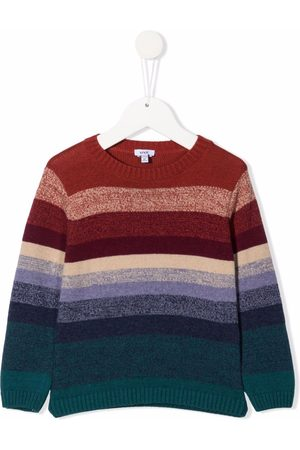 KNOT Drey striped knitted jumper