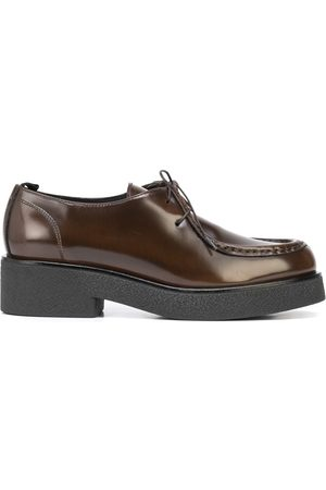 Koio Siena leather loafers