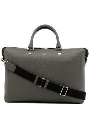 MULBERRY Heavy-grain webbing city briefcase