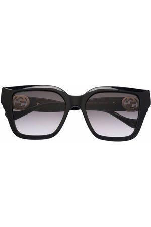 Gucci GG arm sunglasses
