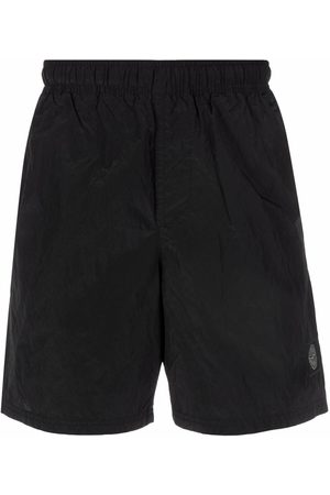 Stone Island Compass patch shorts