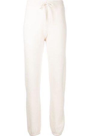JOHN ELLIOTT Elasticated drawstring-waist trousers