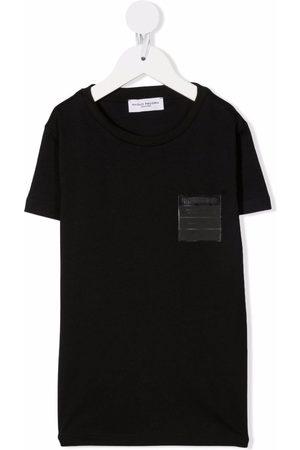Paolo Pecora Logo patch T-shirt