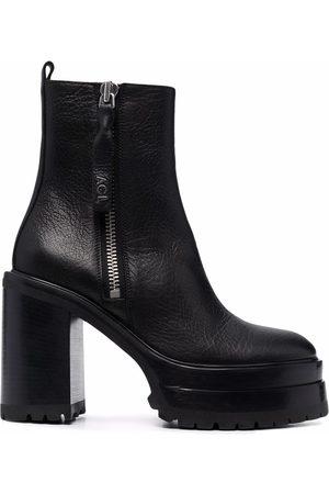AGL ATTILIO GIUSTI LEOMBRUNI Women Heeled Boots - Tora platform boots