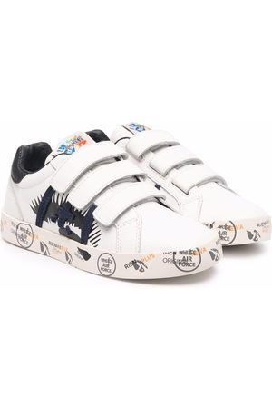 Premiata Andy touch-strap sneakers