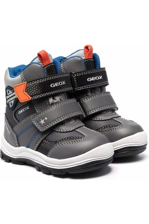 Geox Flanfil leather boots