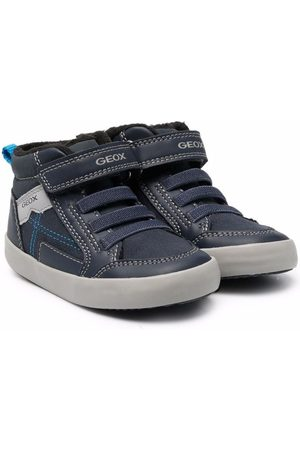 Geox Gisli touch-strap sneakers
