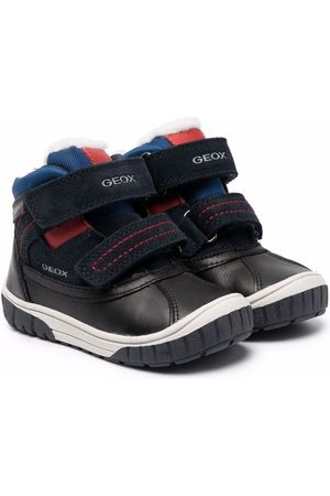 Geox Omar touch-strap boots