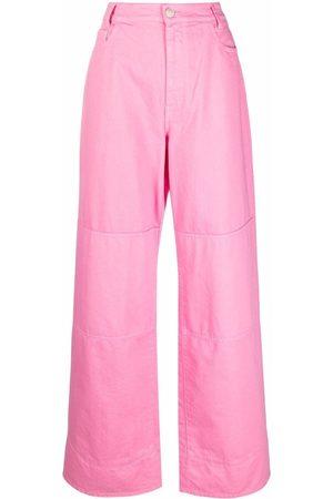 RAF SIMONS Wide-leg jeans