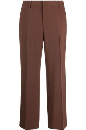 Nº21 Tailored cropped trousers