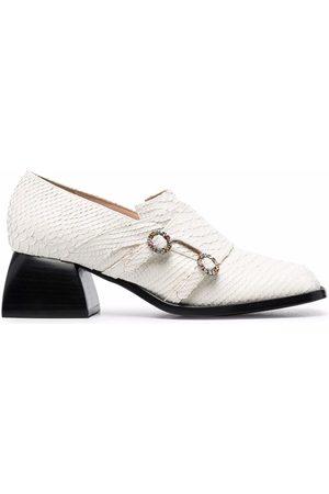 NODALETO Lulu jewelled loafers