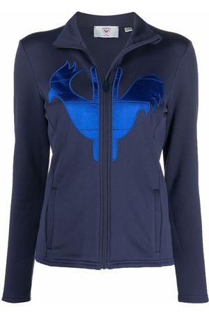 Rossignol Rooster-print performance jacket