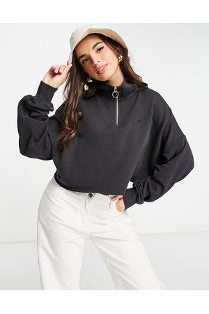 Hollister Zip up sweatshirt in