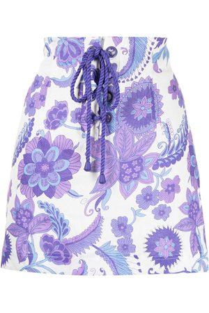 Alice McCall Berry nights skirt